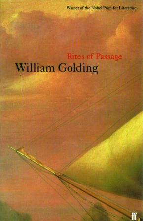 1980 William Golding Rites of Passage